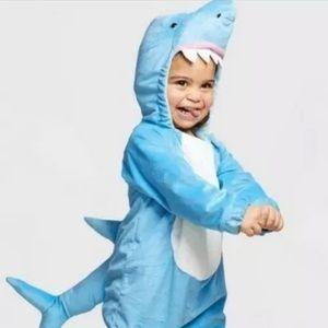 Baby shark Halloween costume plush 6-12 mo NEW